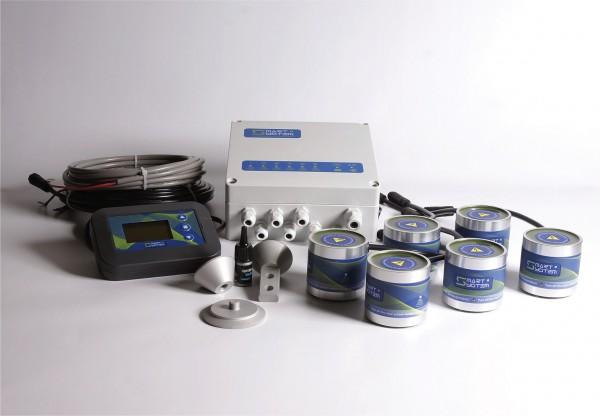 Ultrasonic antifouling kit