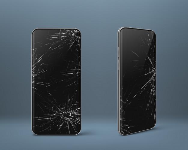 popravilo stekla na telefonu