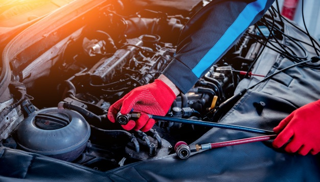 Strešna klima za avtodom